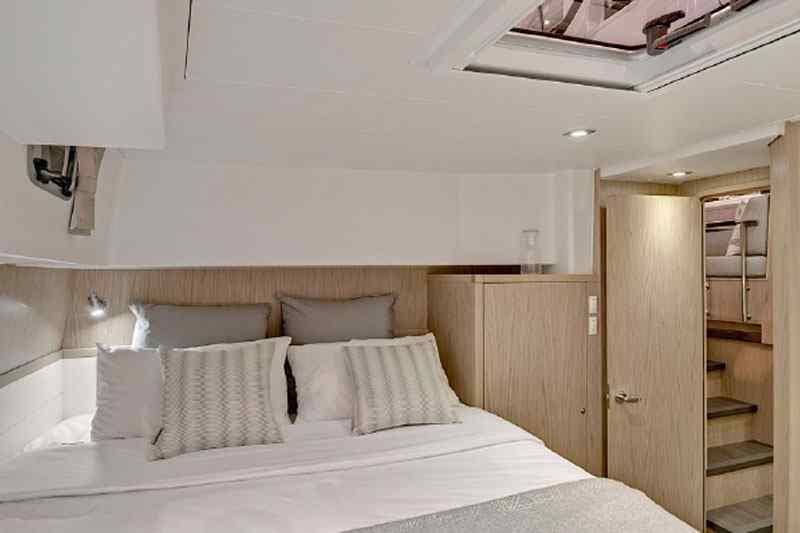 Catamarano lagoon 39 catamarano per noleggio con skipper for Noleggio cabina invernale