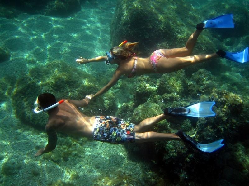 Snorkeling Sardegna